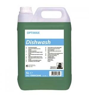 Detergente Manual Loiça OPTIMAX Dishwash 5L