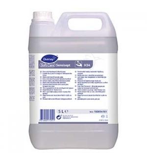 Sabonete Desinfetante Soft Care Sensisept H34 5Litros