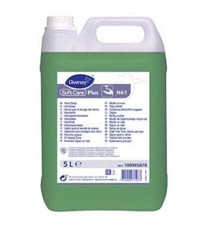 Sabonete Soft Care Plus H41 C/Agentes Antimicrobianos 5L