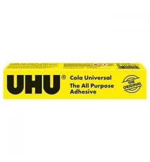 Cola Universal 125ml Bisnaga UHU N14 - 1un