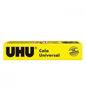 Cola Bisnaga UHU N12 20ml - 1un