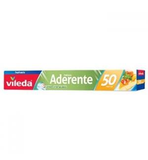 Rolo Filme Alimentar Aderente 29cmx50mts VILEDA