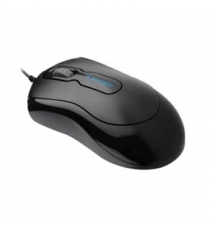 Rato PC com Fio Preto