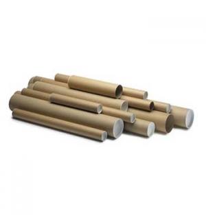 Porta Desenhos Tubo Cartao 1100mm Diametro 76mm