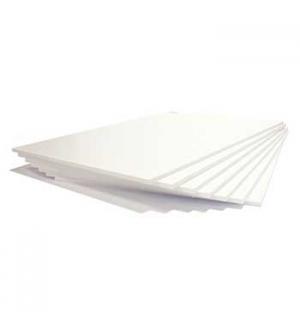 Placa Kapa Line Branco 5mm 70x100cm Pack20un