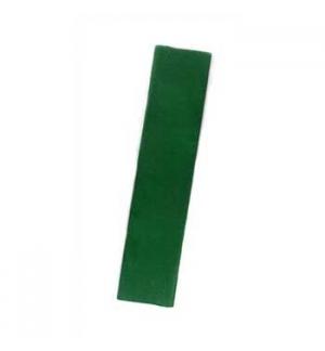 Papel Crepe 50x250cm Rolo Cor Verde Forte