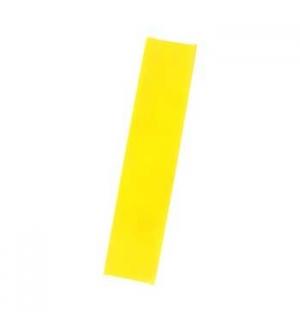 Papel Crepe 50x250cm Rolo Cor Amarelo