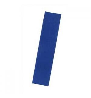Papel Crepe 50x250cm Rolo Cor Azul Forte