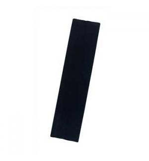 Papel Crepe 50x250cm Rolo Cor Preto