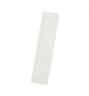 Papel Crepe 50x250cm Rolo Cor Branco