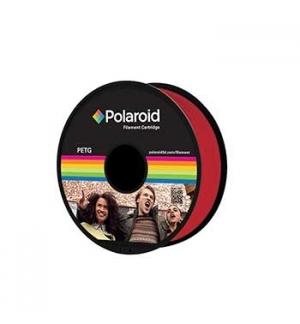 Filamento Polaroid Universal PETG 1.75mm 1Kg Vermelho