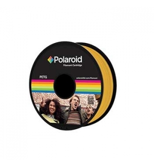 Filamento Polaroid Universal PETG 1.75mm 1Kg Amarelo