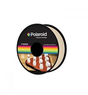 Filamento Polaroid Universal P-WOOD 1.75mm 500g Natural