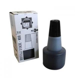 Tinta Numeradores/Datador Metal c/oleo 20ml Preto