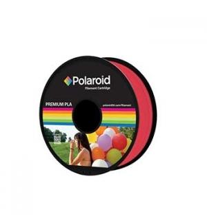 Filamento Polaroid Universal PLA 1Kg VermelhoTransparente