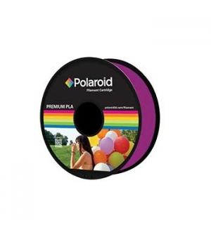 Filamento Polaroid Universal PLA 1.75mm 1Kg RoxoTransparente