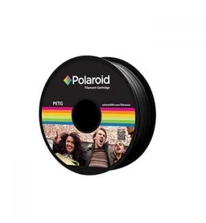 Filamento Polaroid Universal PETG 1.75mm 1Kg Preto