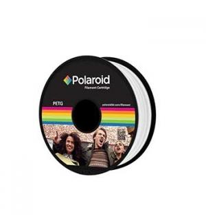 Filamento Polaroid Universal PETG 1.75mm 1Kg Branco