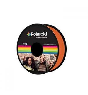 Filamento Polaroid Universal PETG 1.75mm 1Kg Laranja