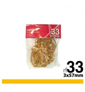 Elasticos 03x57mm (Nº33) -25gr