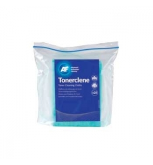 Toner Clene-Limpar Derrames Toner 25 Toalhetes
