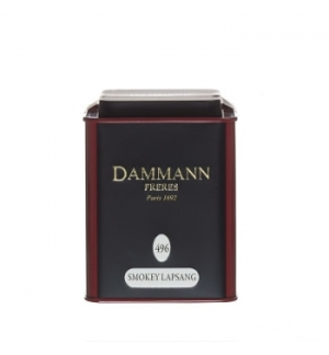 Cha Lata Smokey Lapsang Dammann Nº496 100gr)