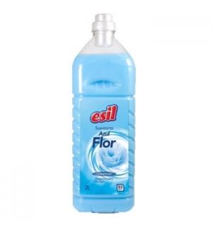Amaciador  Roupa Azul Flor Esil - 2Lts
