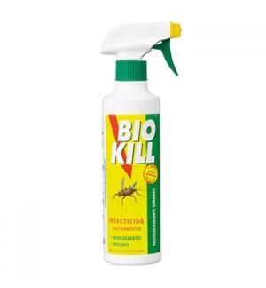 Inseticida  Biokill (Todos os Insectos) Interior 375ml