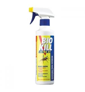 Inseticida  Biokill Extra (Todos Insectos) Exterior 375ml