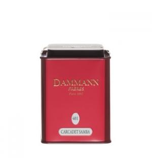 Chá Lata Carcadet Samba Nº 401 Dammann 100gr
