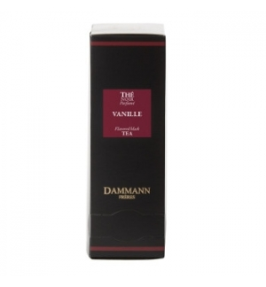 Chá Bolsas Vanille Dammann 24un