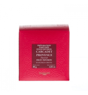 Chá Bolsas Provence Dammann 20un