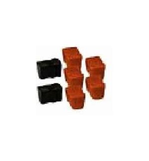 Stick Phaser 840 (5 Amarelo + 2 Preto)