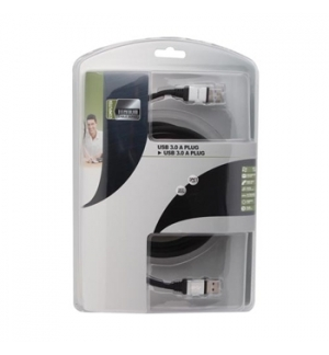 Cabo Profissional USB 3.0 Macho / Macho 1,8m