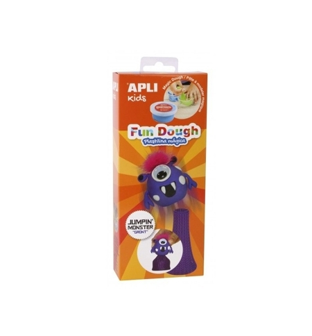 Jogo Apli Kids Fun Dough Jumping Monsters Gront 1un