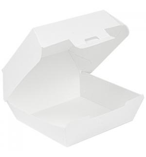 Caixa Hamburguer THEPACK Branco 6,2x12,5x13cm 50un