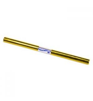 Papel Celofane 50x65cm Rolo 25 Folhas Cor Amarelo