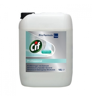 Detergente Cif PF Multiusos Amoniacal 10L