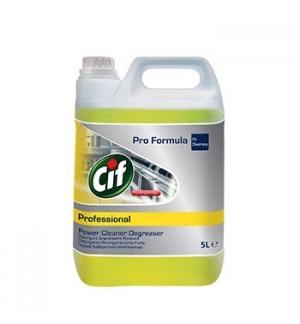 Detergente Desengordurante Cif PF Forte 5L