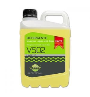 Lava Loica Maquina (Aguas Semi Duras) HACCP - 5 Litros