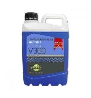 Detergente Limpa Vidros HACCP Vinfer 5Lts