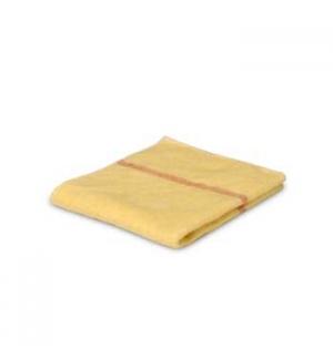 Pano Po Flanela Amarelo 36X36cm-(Pack2)