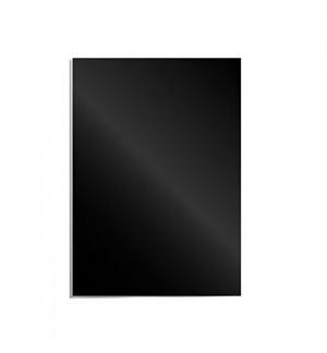 Cartolina 250gr Cromolux 1 Face Preto A4 Cx 100un