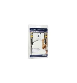 Sweex S-Video Cable 1.8M Gold