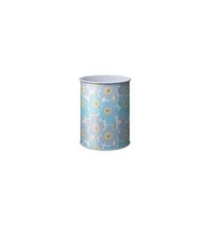 Papeleira Metal 15 Litros Marimekko Azul