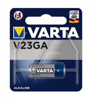 Pilha A23/V23GA/8LR932/LR23/A27/LR27 Varta 12V 1Ud (4223)