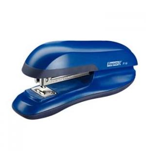 Agrafador 24/6 Rapid F16 20 Folhas Azul