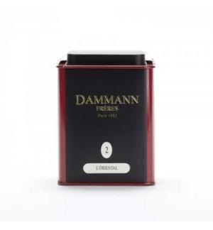 Chá Lata L'Ôriental Dammann Nº2 100gr
