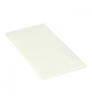 Guardanapos 40x40 1/8 2fls P&P Branco 60un