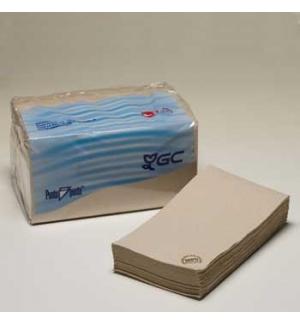 Guardanapos 30x40 1/6 2fls Nature P&P 100% Recycled 150un